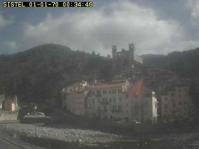 Webcam Dolceacqua - Comune di Dolceacqua
